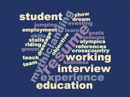 Dos And Donts Of Resume Dos And Don U0027ts Of Writing An Equestrian Resume Contest For Job