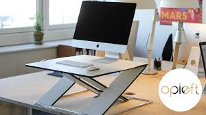 Adjustable Sit Stand Desk by