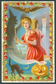 1006 best halloween images on pinterest vintage cards vintage
