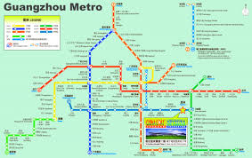 Shenzhen Metro Map by Guangzhou Metro Map