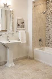 Pedestal Sink Bathroom Design Ideas by Bathroom Miraculous Beige Wood Stained Baltimore Bathroom