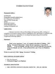 Ndt Technician Resume Sample by Welding Resume Welder Resume Sample Doc Welder Resume Welding