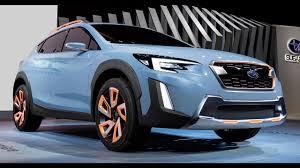 Subaru Three Row 2018 Subaru Xv Exterior And Interior Youtube