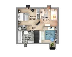 faire un plan de chambre en ligne agréable faire plan de maison en ligne 2 plan de maison moderne