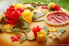 70 birthday cakes my little norway