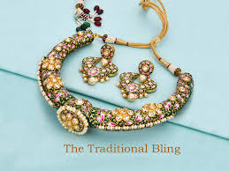 statement necklace wedding images Statement necklace sets for this season of veere di wedding jpg