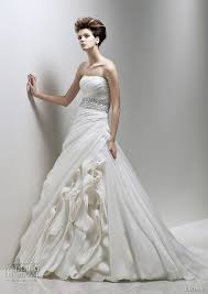 wedding dress 2011 enzoani 2011 bridal collection wedding dresses wedding inspirasi