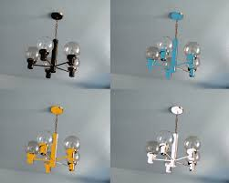 fixtures light decorative spray painting light fixtures brushed