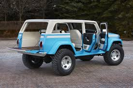 jeep safari concept 2017 2015 easter jeep safari concepts chicago tribune