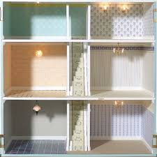 Dollhouse Plans Unfinished Kits U2013 by Awesome Dolls House Interior Contemporary Best Idea Home Design
