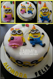 minion birthday cakes minion birthday cake cakecentral