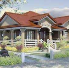 one story bungalow house plans foxy bungalow house designs philippines one story house plan home
