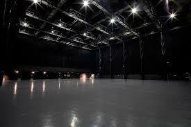Space Stage Studios by Church Fenton Studios