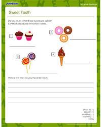 sweet tooth u2013 free spellings and grammar worksheets for third