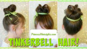 tinkerbell hairstyle tinker bell hairstyle tutorial faux bangs made from your own