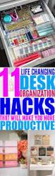 College Desk Organization by 11 Desk Organization Hacks That Will Improve Your Productivity