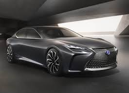 new lexus sports car concept lexus is bringing a new concept car to the tokyo motor show