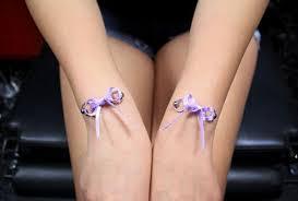 colorful bows wrist tattoo designs ideas pics bajiroo com
