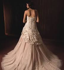 different wedding dress colors anyone else considering a different wedding dress color besides