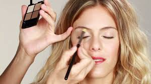 Where Do You Put Your Makeup On by Makeup Tricks For Droopy Eyelids Accentuate Your Beautiful Eyes