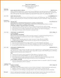 Harvard Mba Resume Template Harvard Business Resume Template Resume Ideas
