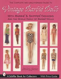 doll design book the fashion doll review top 5 reference books for vintage barbie