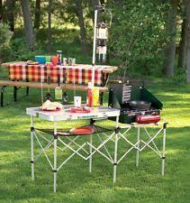 Portable Camping Kitchen Organizer - coleman pack away outdoor camp kitchen ii 2000020276 2000003090 ebay