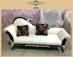 Wooden Frame Sofa Set Chaise Solid Wood Frame Throne Sofa Classical Sectional French
