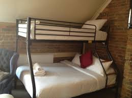 Full Sized Bunk Bed by Big Bunk Bed With Full Size Bed On Bottom Great Bunk Bed With