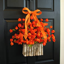 front doors good coloring fall front door wreath 137 spring