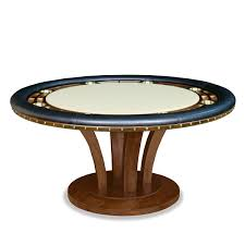 Poker Table Chairs With Casters by Poker Table With Top Milan Collection Custom Options