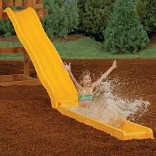 right in your own backyard playstar water slide kit water cannon water slides and water parks