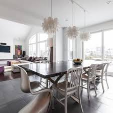 canada purple throw home dining room contemporary with gray