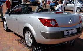 renault sedan 2006 file renault megane cabrio 2006 jpg wikimedia commons