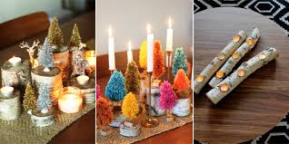 christmas tables decorations 25 gorgeous diy christmas table decorations