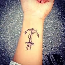 60 cute anchor tattoos ideas