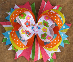 cool hair bows 8 best cool hair bows images on hair bows flower hair