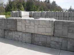 concrete block retaining wall design modern hd