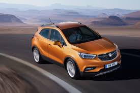 vauxhall mokka vauxhall mokka gets new look and an x for geneva 2016 pictures