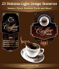 menu design resources 25 delicious coffee design resources entheos