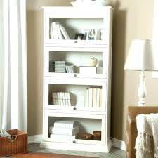 Antique White Bookcase With Doors White Book Shelves White Book Shelves White Antique Bookcase