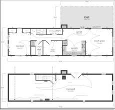 simple rectangular house floor plans a home with porch plan