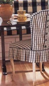 Chair Covers For Dining Room Chairs Slipcover A Side Chair Dressmaker Style Dining Chairs