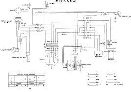 st50 wiring diagram for the uk or british model honda st 50