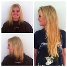 greath lengths create your look with milk honey and great lengths hair