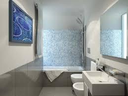 Narrow Bathroom Designs Colors Small Black White Bathroom Color Scheme 4 Home Ideas