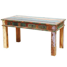 wood rustic dining room table furniture