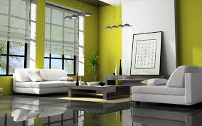 feng shui living room with welcoming colors for home art design
