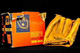 Hutch Baseball Gloves Baseball Gloves Mitts Jon English Sports Antiques
