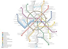 Metro Map Nyc by Metro Map Style How To Draw Metro Map Style Infographics